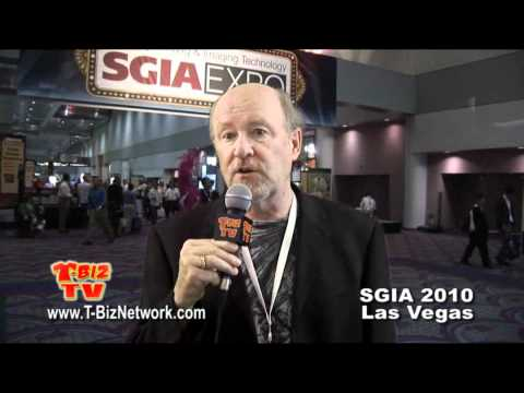 Scott Fresener SGIA 2010 Las Vegas Show Review