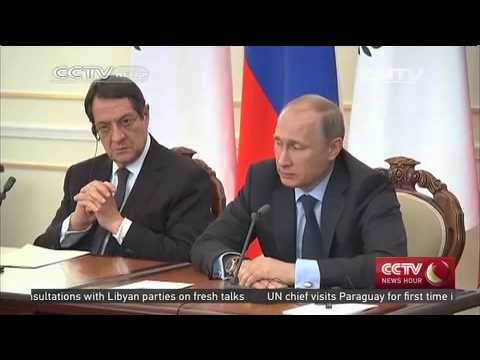 Putin: Gas cut-off to Ukraine could affect EU supply