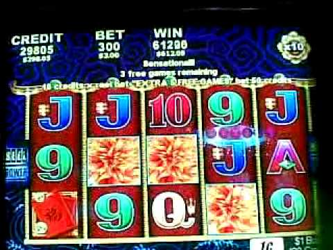 5 dragons slot machine videos from foxwoods