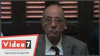 بالفيديو.. عودة عبد الغفار شكر لاجتماعات التحالف الشعبى بعد شفائه من الوعكة الصحية