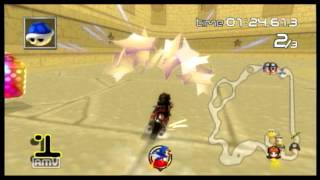 [MKWii] Illusion Canyon