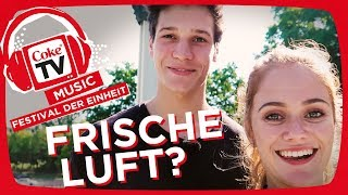 Marie trifft Wincent Weiss | #CokeTVMusic
