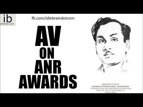 AV on ANR Awards