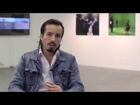 Artist in Residence Rodrigo Valenzuela | Clark College Vancouver WA