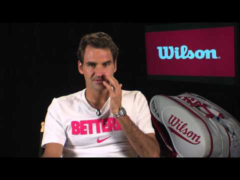 Roger Federer Answers His Fans Questions