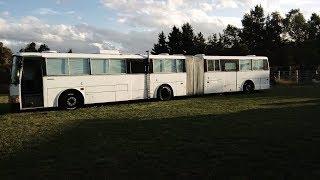 Bendy Bus Conversion
