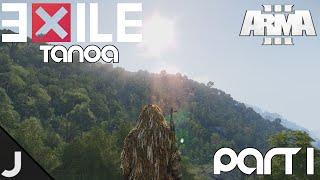 ArmA 3: Exile Mod Tanoa - Part 1 - Tanoa Zombies!