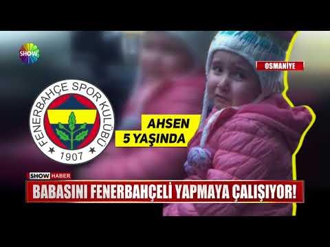Babasını Fenerbahçeli yapmaya çalışıyor!
