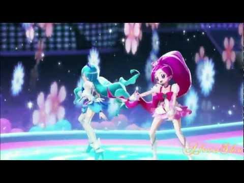 Pretty Cure All Stars Dx 2 Sigla Finale In Italiano (con Sigla Heartcatch) video