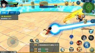 Gameplay #11 - 龙珠最强之战 [Dragon Ball la guerra del más fuerte] Android