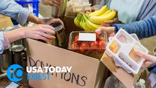 5 things food pantries want you to know this holiday season | 10Best