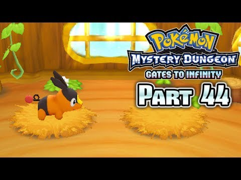 Pokmon Mystery Dungeon Gates to Infinity Part 44: Worlds Apart!
