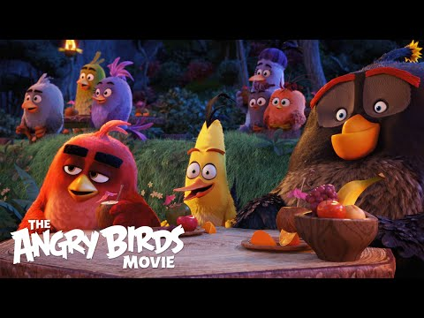 The Angry Birds Movie - TV Spot: Join the #1 party