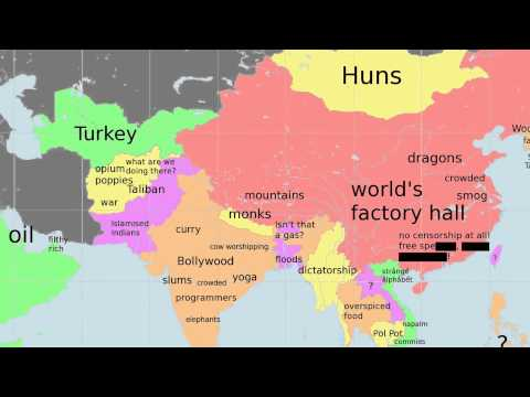World according to a German