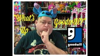 What's Going On With Your Prices Goodwill?✨- Channel Chat!