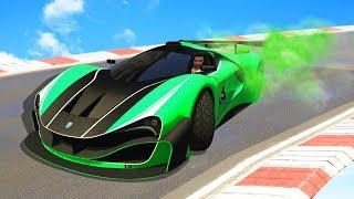 NEW $3.000.000 INSANE SUPERCAR! (GTA 5 DLC)