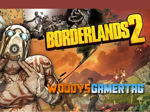 Borderlands 2 Live Stream (September 18th)