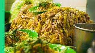 MOST UNIQUE Vietnamese Street food in Hanois Old Quarter  Hanoi Night Life