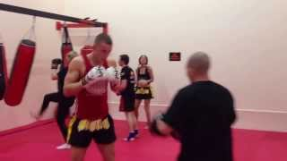 Muay Thai Fitness Classes Poynton (Shantiacademy.co.uk)