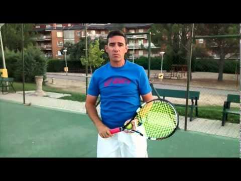 1 - Las Empuñaduras Basicas En Tenis