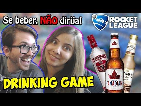 ROCKET LEAGUE - DRINKING GAME