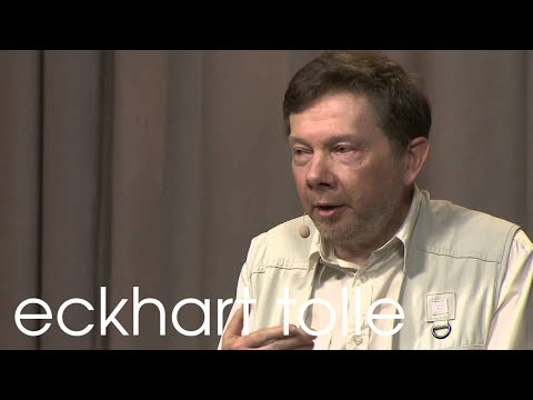 Eckhart Tolle TV: What Part Does Willpower Play In Awakening?