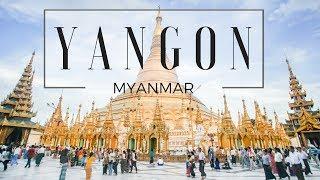Fun things to do in Yangon, Myanmar (2 day itinerary)
