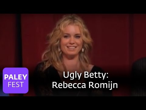Ugly Betty - Romijn and Mabius on Joining the Cast (Paley Center, 2007)