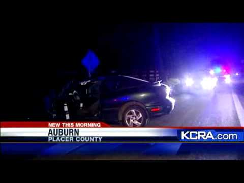0 Auburn DUI Suspect Drives Off The Road