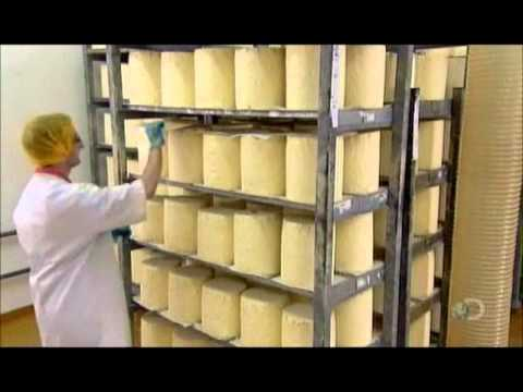 How It's Made - Blue Stilton Cheese