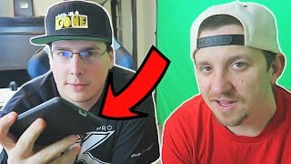 PHONE NUMBER LEAKED.. PRANK CALLING FANS!