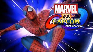 Marvel vs. Capcom: Infinite - Character Reveal Trailer