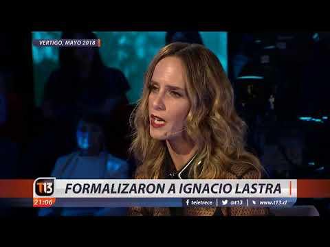 Ignacio Lastra es formalizado y arriesga hasta cinco años de cárcel