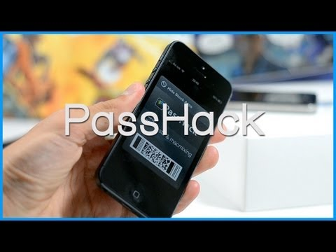 Passhack - Hide iOS Apps From Within Passbook