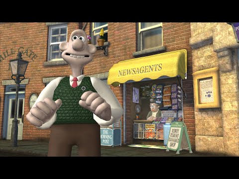 2 Men At Play: Wallace & Gromit Episode 1 video