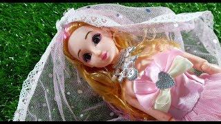 Búp bê cô dâu xinh đẹp 47k/ cây đàn ghita mini/ Móc khoá BT21 ngày 13/5/2019