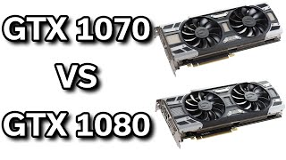 GTX 1070 VS GTX 1080 - What card should you buy? - Comparison and Review