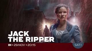 JACK THE RIPPER - eine Frau jagt einen Mörder - TRAILER 2016 - Sat1