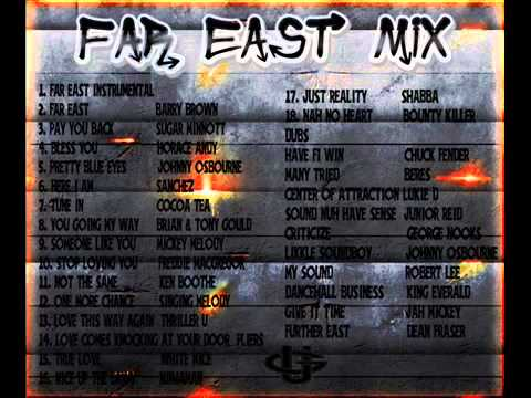 Far East Riddim mix by djdave for