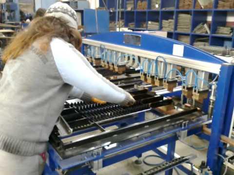 Punta Kaynak Makinesi Otomasyon Punta Kaynak