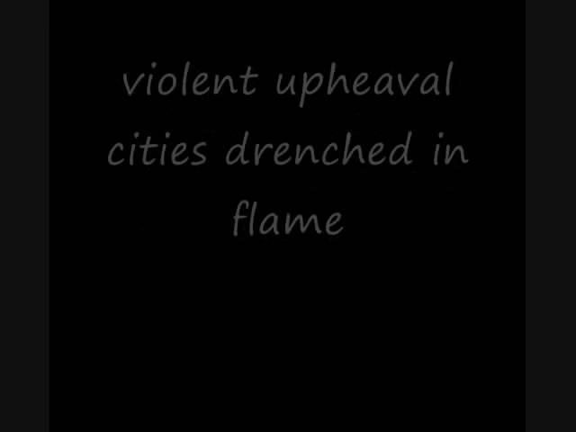 disturbed avarice lyrics