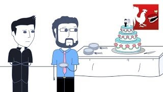 Rooster Teeth Animated Adventures  Burnies Wedding Pranks 4K
