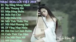 Nụ Hồng Mong Manh   Nhạc Hoa Lời Việt 2018   Nhạc Hoa Lời Việt Thế Hệ 8x 9x Hay Nhất Mọi Thời Đại 2