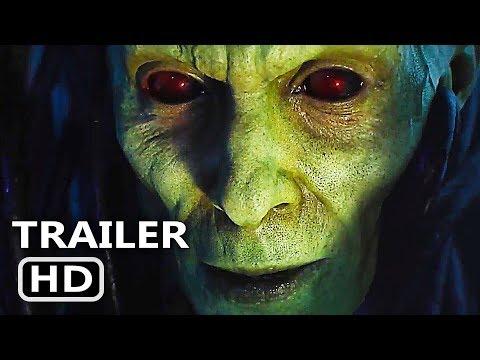 "KRYPTON ""Brainiac"" Trailer (2018) Superman New Series HD thumbnail"