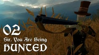 Sir, You Are Being Hunted #002 [720p] [deutsch]