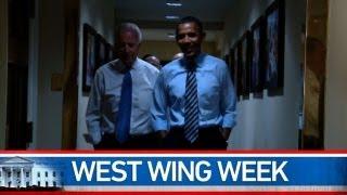 West Wing Week 10/11/13 or
