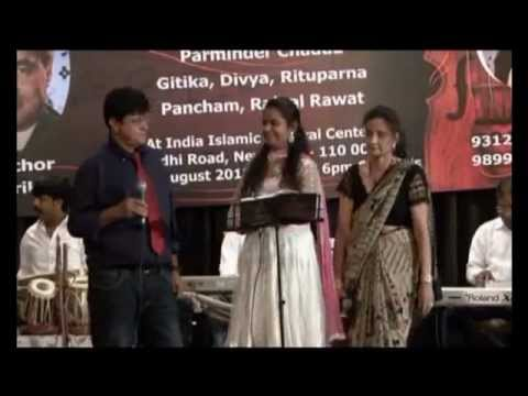 Wo paree kanhaa se laoon tribute to mukesh by R.P.