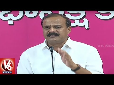 MLC Karne Prabhakar Slams Congress, BJP Leaders Over Comments On Rythu Bandhu Scheme | V6 News