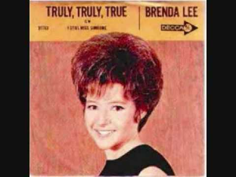 Brenda Lee - Truly Truly True