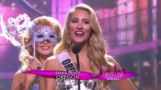 Miss USA 2014 - Baton Rouge, Louisiana